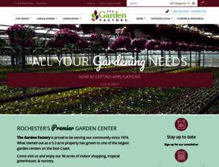 gardenfactoryny.com screenshot