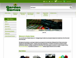 gardengames.com screenshot