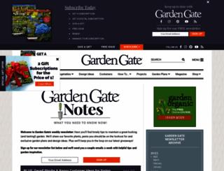 gardengatenotes.com screenshot