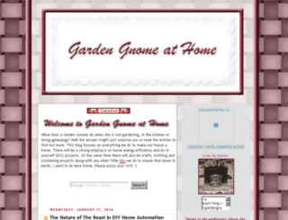 gardengnomeathome.blogspot.com screenshot