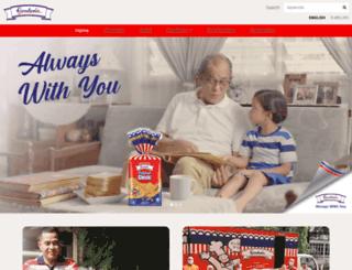 gardenia.com.my screenshot