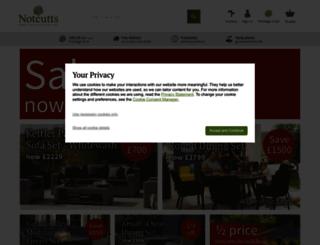 gardening.notcutts.co.uk screenshot