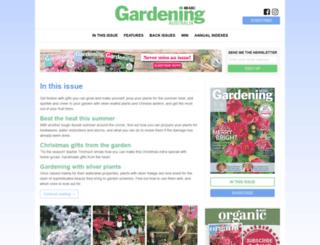 gardeningaustralia.com.au screenshot
