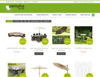 gardeningextras.co.uk screenshot