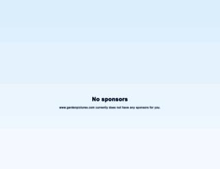 gardenpictures.com screenshot