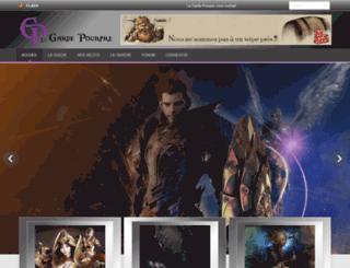 gardepourpre.fr screenshot