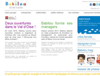 garderisettes.fr screenshot
