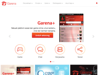 garena.or.id screenshot