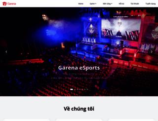 garena.vn screenshot