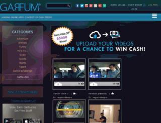 garfum.com screenshot