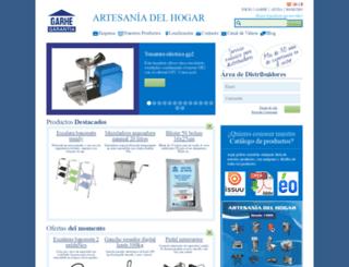 garhe.com screenshot