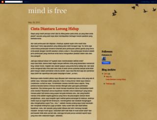 garismatajiwa.blogspot.com screenshot