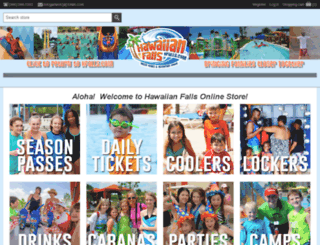 garland.hfalls.com screenshot