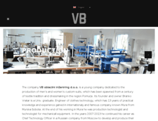 garmentsproduction.com screenshot