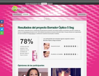 garnier-base-alisadora-perfeccionadora.trnd.es screenshot