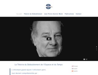 garnier-malet.com screenshot