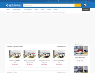garooskin.com screenshot