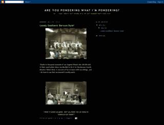 garrettbarnum.blogspot.com screenshot