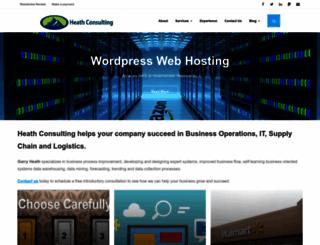garryheath.com screenshot
