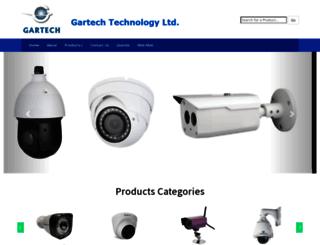 gartechuk.com screenshot