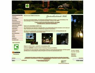 garten-liesenberg.de screenshot