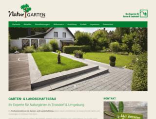 gartenbau-landschaftsbau-garten.de screenshot