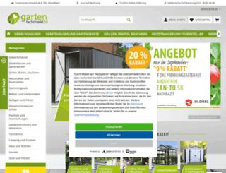 gartenfachmarkt24.de screenshot