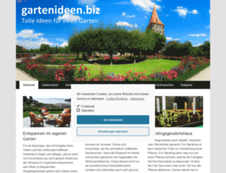gartenideen.biz screenshot