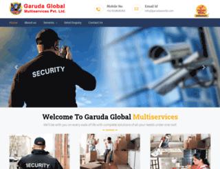 garudaworld.com screenshot