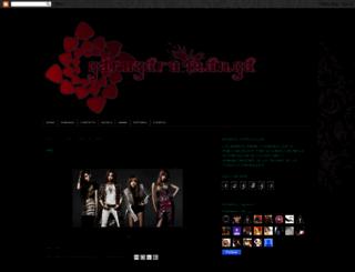 garugarujosei.blogspot.com screenshot