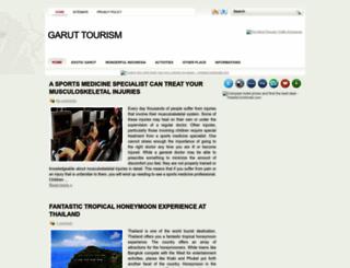 garut-tourism.blogspot.com screenshot