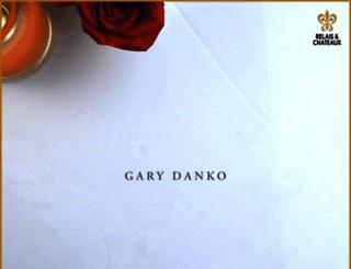 garydanko.com screenshot