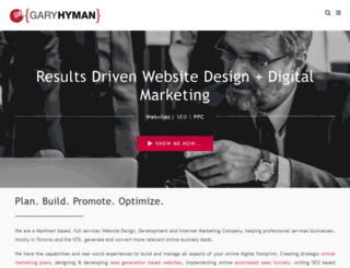 garyhyman.com screenshot