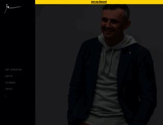 garyvaynerchuk.com screenshot