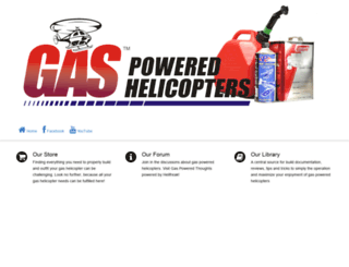 gas-powered-helicopters.com screenshot
