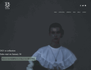 gasa.co.jp screenshot