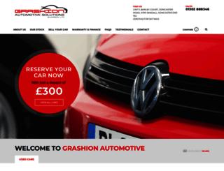 gascars.co.uk screenshot