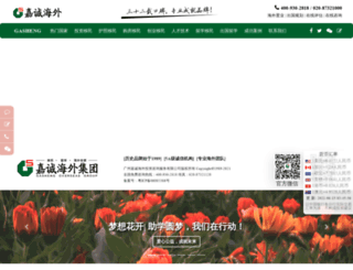 gasheng.com screenshot