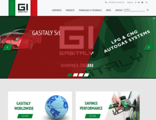 gasitaly.com screenshot