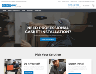 gasketguy.com screenshot