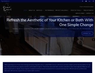 gaskingranite.com screenshot