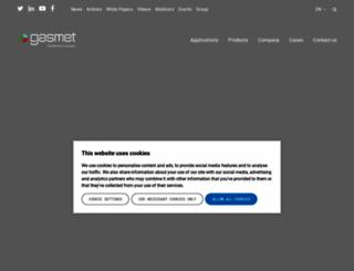gasmet.com screenshot