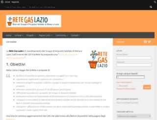 gasroma.org screenshot