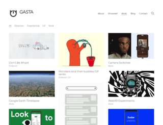 gasta.org screenshot