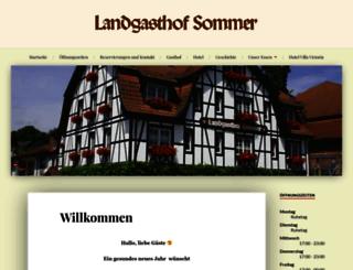 gasthofdeutschesreich.de screenshot
