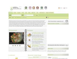 gastro.de screenshot