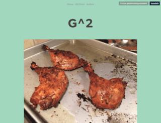 gastronomicguesswork.com screenshot