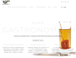 gastronomicom.com screenshot