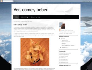 gastronomovies.blogspot.com.br screenshot