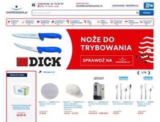 gastrosilesia.pl screenshot
